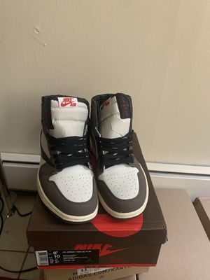Travis Scott air Jordan's 1s size 8.5 for Sale in Queens, NY