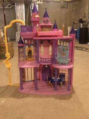 Disney Barbie castle for Sale in Danville, PA