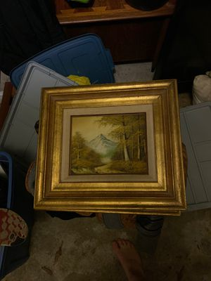 Framed painting for Sale in Downers Grove, IL