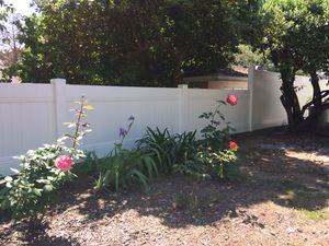 Vinyl Fence for Sale in Moreno Valley, CA