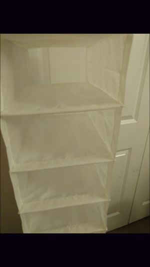Hanging Organizer for closets - OBO for Sale in Boston, MA