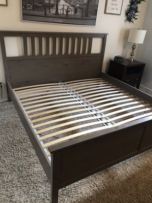 IKEA Hemnes King Bedframe for Sale in North Bend, WA