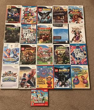 Nintendo Wii U Games for Sale in Reston, VA