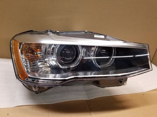 Brand new right head light BMW x4