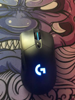 Logitech G703 light speed wireless mouse for Sale in Fort Mill, SC