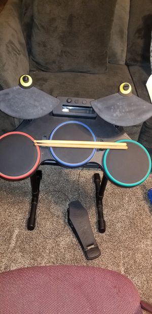 Wii Drum Set for Rock Band for Sale in Irvine, CA
