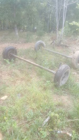 Mobile home axles with tires for Sale in Meherrin, VA