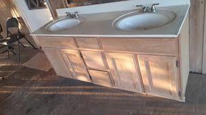 5 feet/ 7 inch double bathroom sink for Sale in Phoenix, AZ