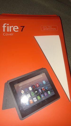 Kindle fire 7 cover for Sale in Portland, OR