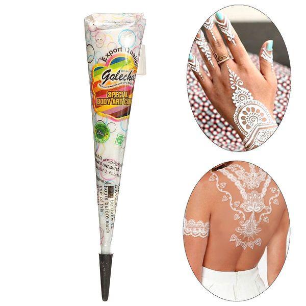 White Henna - NEW