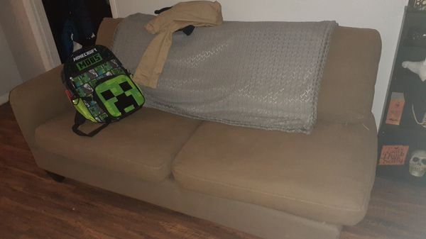 2 seater small couch FREE