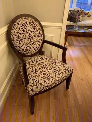 Set of two armchairs $125 for Sale in Alexandria, VA
