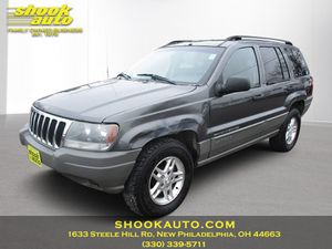 2002 Jeep Grand Cherokee for Sale in New Philadelphia, OH