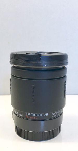 Tamaron 28-200mm AF3.8-5.6 ASPHERICAL Lens for Canon for Sale in Chandler, AZ