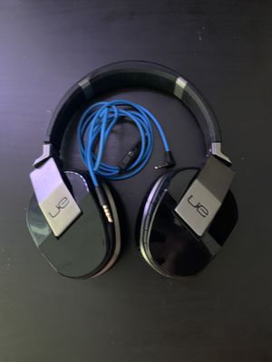 Logitech UE 9000 Bluetooth Wireless Headphones for Sale in Rockville, MD