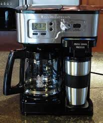 Hamilton Beach 49983 2-way FlexBrew Coffee Maker R1023 !!ONE PART(single cup) DOES NOT WORK!!! for Sale in Silver Spring, MD