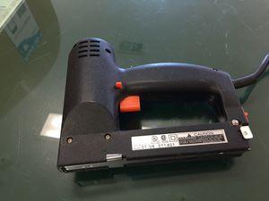 Electric stapler / nail gun for Sale in San Diego, CA