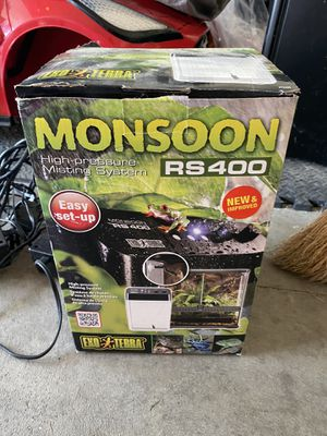Monsoon Mist Machine for Sale in Oregon, OH