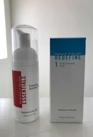 Rodan and Fields Redefine Mask + Sunless Tanner for Sale in Fairfield, CA