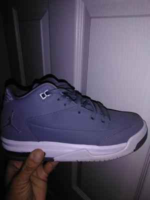 Grey midtop Jordan's for Sale in Reedley, CA