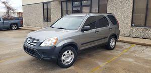06 Honda CRV for Sale in Dallas, TX