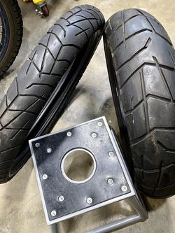 PIRELLI SCORPION TRAIL MOTORCYCLE TIRES for Sale in Ontario,  CA