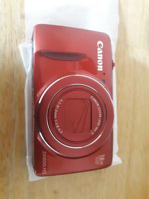 Canon Powershot SX600 HS for Sale in Sayreville, NJ
