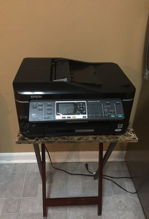 Epson WorkForce 535 All In One Printer for Sale in West Hartford, CT