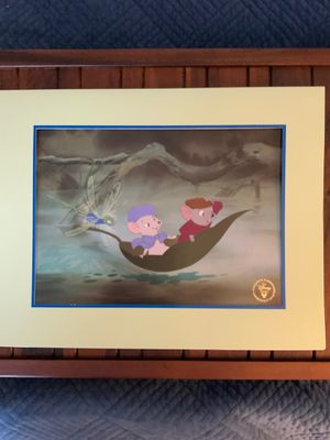Vintage DISNEY'S Masterpiece- THE RESCUERS for Sale in Beaverton, OR