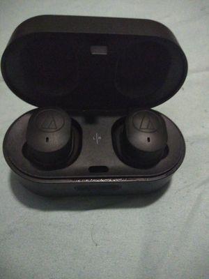 Audio-Technica ATH-SPORT7TW SonicSport True Wireless In-Ear Headphones for Sale in Meriden, CT