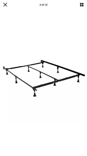 NEW Heavy Duty Metal Hollywood Bed Frame Queen for Sale in Fenton, MO