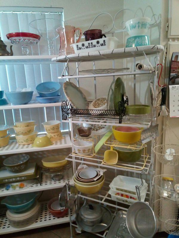 Vintage CorningWare Pyrex Sale
