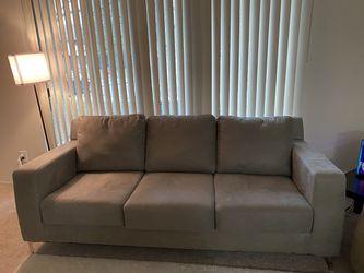 Grey Artvan 3 Cushioned Sofa for Sale in Northville,  MI