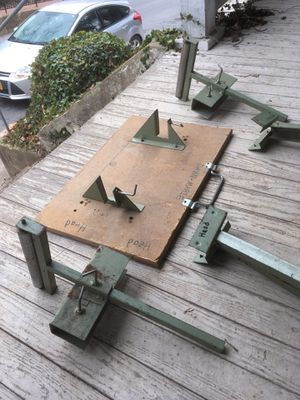 Chop saw stand for Sale in Staunton, VA
