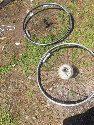 Road bike rims for Sale in Nashville, TN
