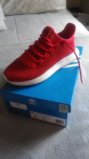 Red Adidas.. for Sale in Hesperia, CA