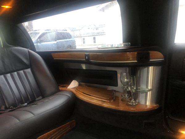 Limousine For Sale