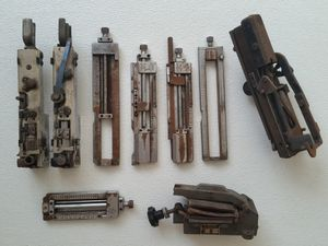 LOT of Parts for Vintage Printing Press Printer for Sale in Fort Lauderdale, FL