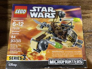 LEGO Star Wars Wookiee Gunship-NEW for Sale in Tinley Park, IL