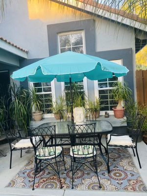 8 Piece Patio Set for Sale in Perris, CA