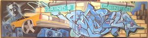 Art - Custom canvas upon request for Sale in Carol Stream, IL