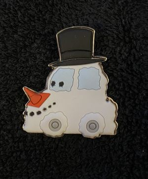 Disney Pin #188, Cars Land, snow car for Sale in San Diego, CA