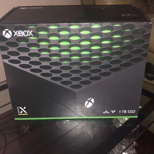 New Xbox Series X for Sale in Miami, FL