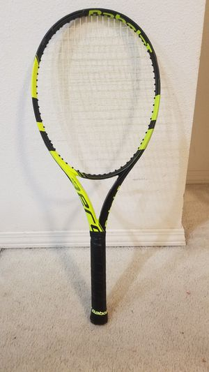 Babolat Pure Aero tennis racket 4 1/4 for Sale in Issaquah, WA