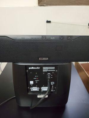 Polk audio surround sound for Sale in Joliet, IL