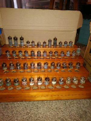 Audio/ Amplifier Ham Radio Vacuum Tubes for Sale, used for sale  Chino, CA