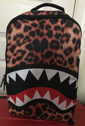 Leopard Bape Design Bookbag for Sale in Garner, NC