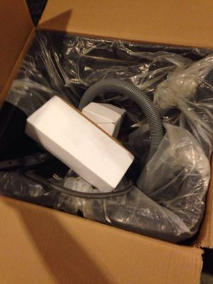 New in box Shampoo bowl with all hoses and parts for Sale in Caledonia, MI