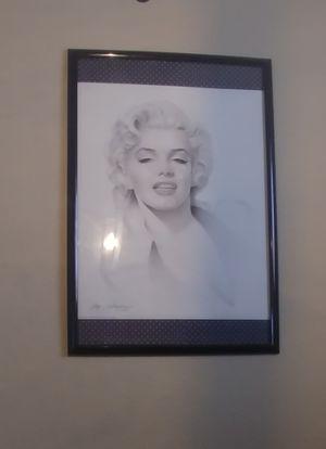Marilyn Monroe framed print for Sale in Boulder City, NV