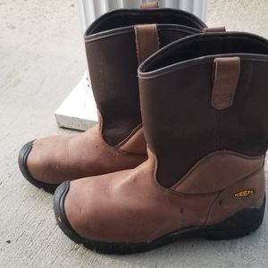 Keen Steel Toe Work Boots for Sale in Clinton, MD